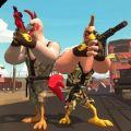 战斗鸡农民