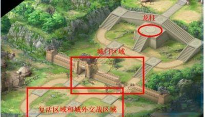 三国志幻想大陆攻城战怎么打?详细打法攻略图片2