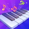 钢琴键盘魔法块