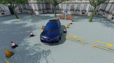 开小轿车游戏图2