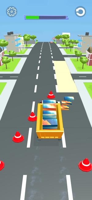 货车荷载3D游戏图1