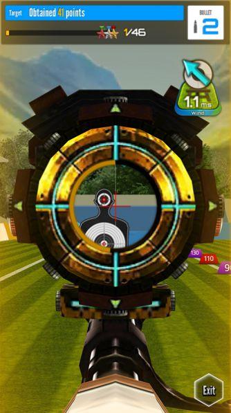 狙击王的决战之路游戏图1