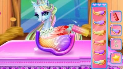 彩虹小马护理装扮游戏免费版图片2