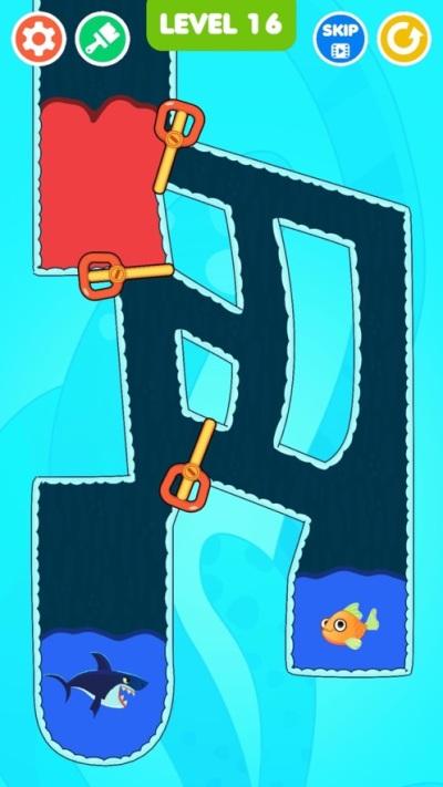 抖音救鱼小游戏图片2