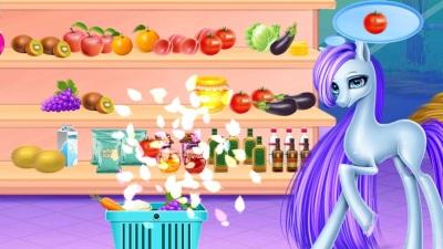 彩虹小马护理装扮游戏免费版图片1