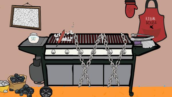 烤肉串屋游戏中文版图片1