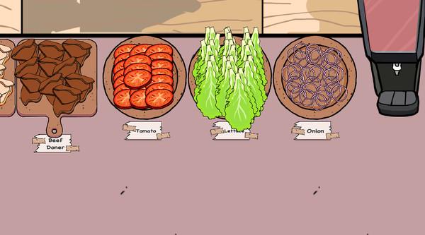 烤肉串屋游戏图2