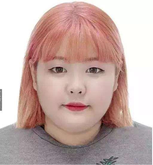 韩国证件照素材抖音 韩国证件照高清模板女图[多图]图片7