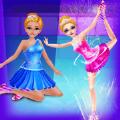 滑冰女孩冰上健将游戏免费版 v1.0