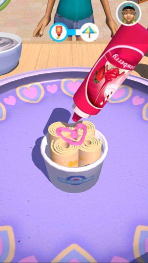 摆个地摊摊炒酸奶中文汉化版图片1