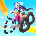画个轮子涂鸦骑士游戏安卓版 v1.900