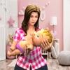母亲模拟器婴儿日托