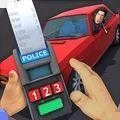 警察查水表