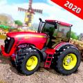 现代农业收割机模拟器2020