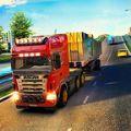 卡车游戏模拟长途运货