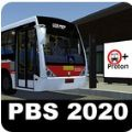 模拟长途大巴车