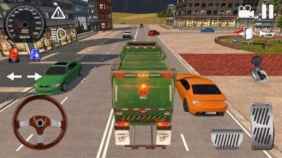 垃圾卡车2020安卓版图2