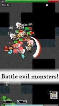 盗贼地下城RPG游戏安卓版图片1