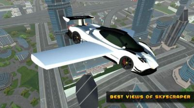 赛车天空游戏图1