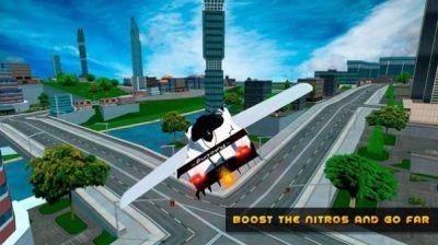 赛车天空游戏图3