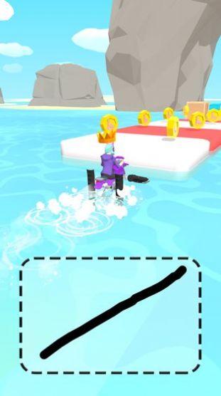涂鸦骑士3D版游戏图2