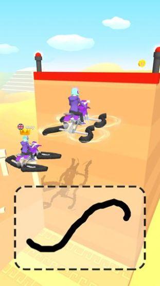 涂鸦骑士3D版游戏图1