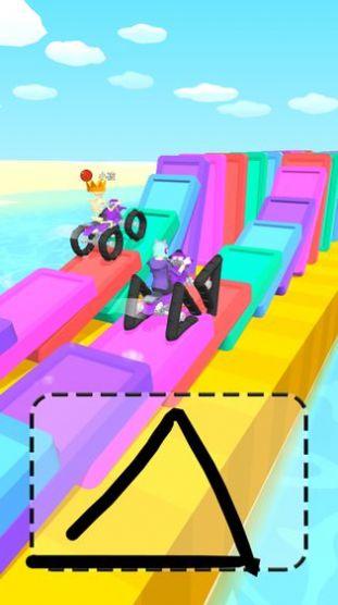 涂鸦骑士3D版游戏中文版图片2