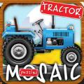 动画拼图拖拉机农场