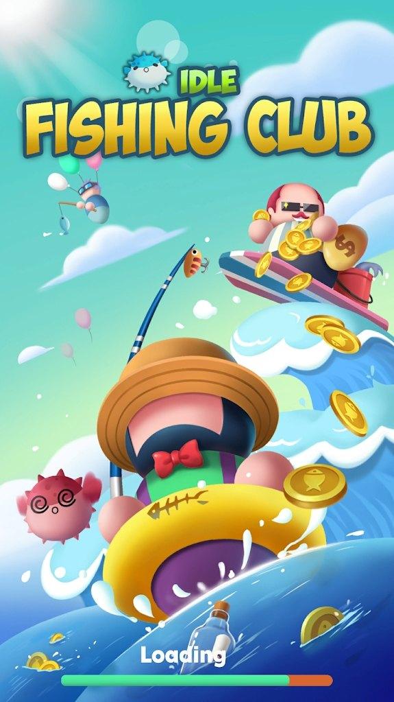 空闲钓鱼俱乐部游戏官方版图片1