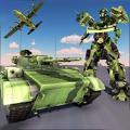 坦克机器人大战游戏