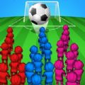 彩色足球3D
