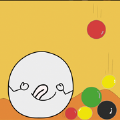 肥嘟吃豆豆游戏