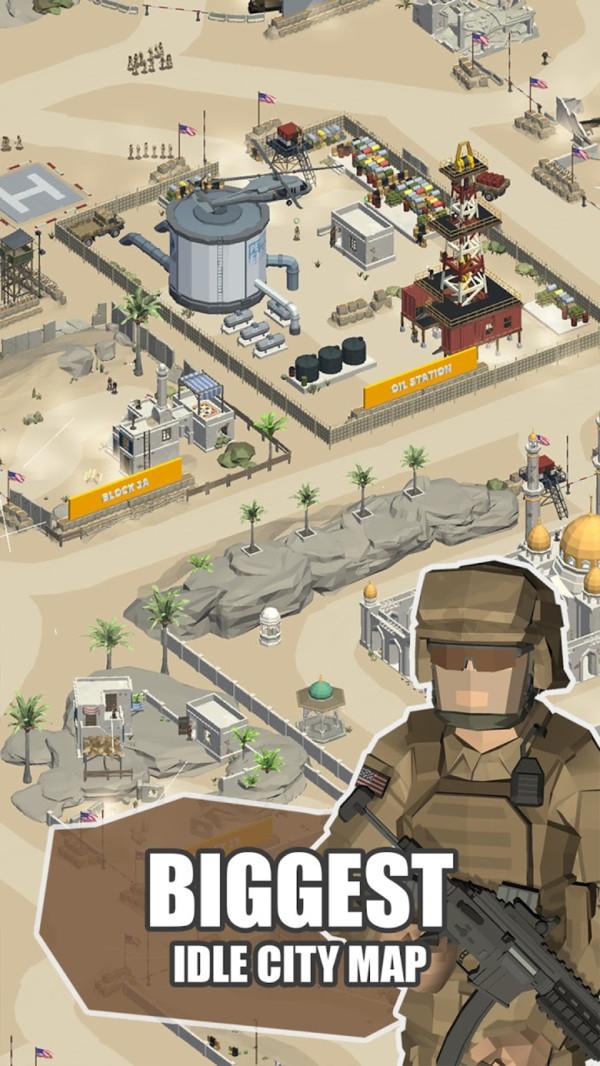 闲置战地3D游戏安卓版图片1