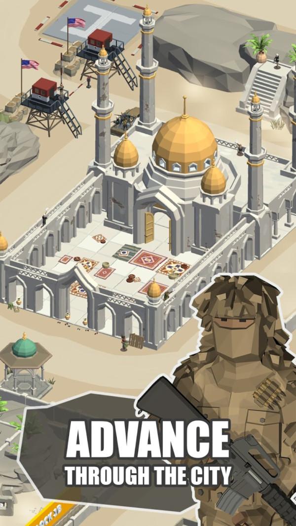 闲置战地3D游戏图1
