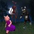 警笛头和小猪章节模式游戏