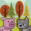 动物竞赛4人游戏