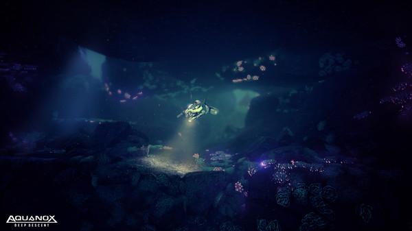 深海潜艇射击游戏图1