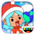 托卡生活雪山游戏