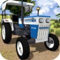 印度拖拉机模拟器游戏