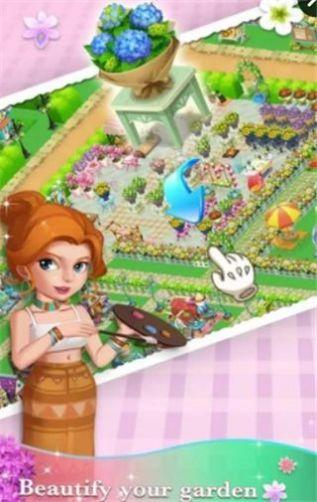 鲜花小镇2020游戏红包版图片1