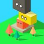 堆叠积木游戏