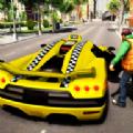城市出租车模拟2021安卓版 v1.1