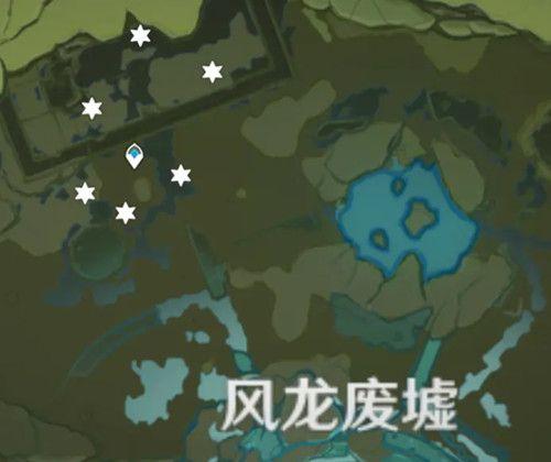 原神特殊宝藏瑶光滩在哪?秘宝迷踪藏宝地7、8位置大全[多图]图片7