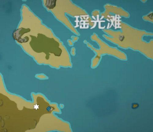 原神特殊宝藏瑶光滩在哪?秘宝迷踪藏宝地7、8位置大全[多图]图片8