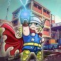 超级雷神英雄