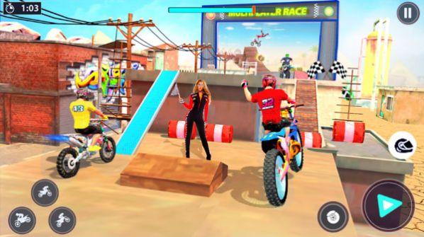 特技自行车高手安卓版游戏图片1