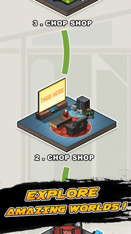 纳尔科斯城游戏图3