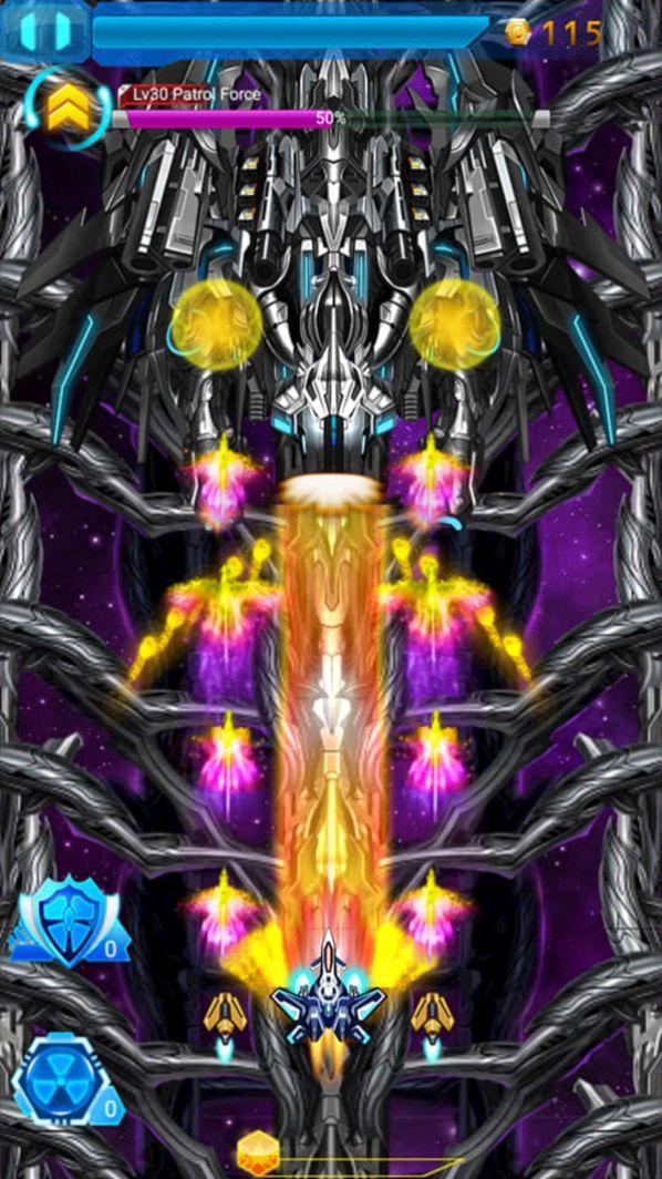 猎鹰战机游戏安卓版图片1