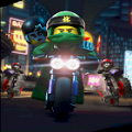 忍者大摩托车比赛