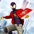 终极飞天蜘蛛英雄披萨